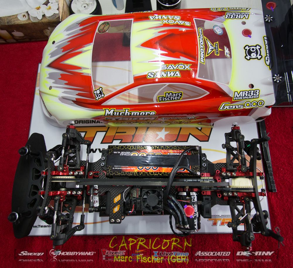 WORLDS: Inside Marc Fischer's Worlds touring car :: LiveRC.com - R/C Car News, Pictures, Videos, and More