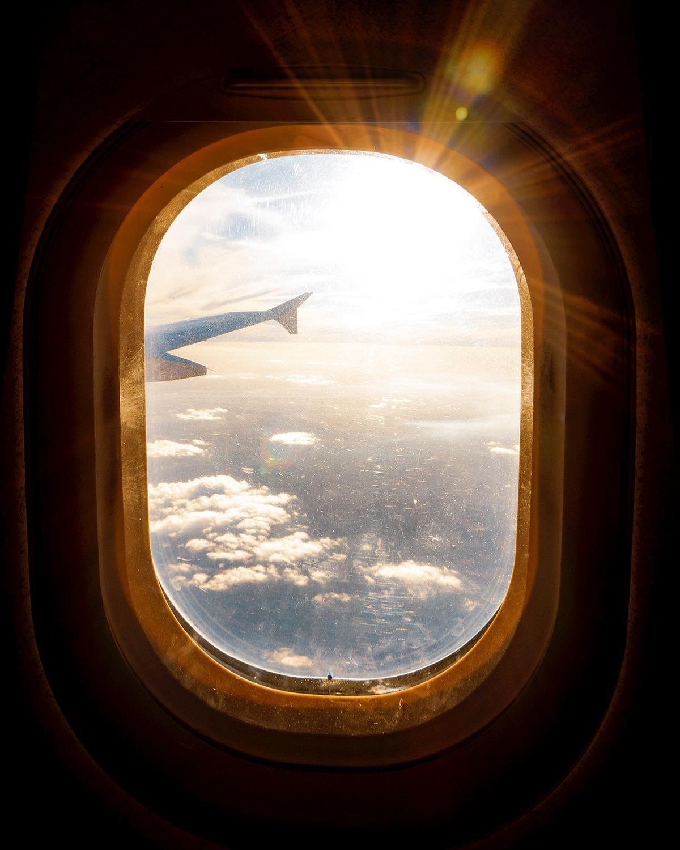 Itap From The Window Seat On My Flight Tonight Photo Capture