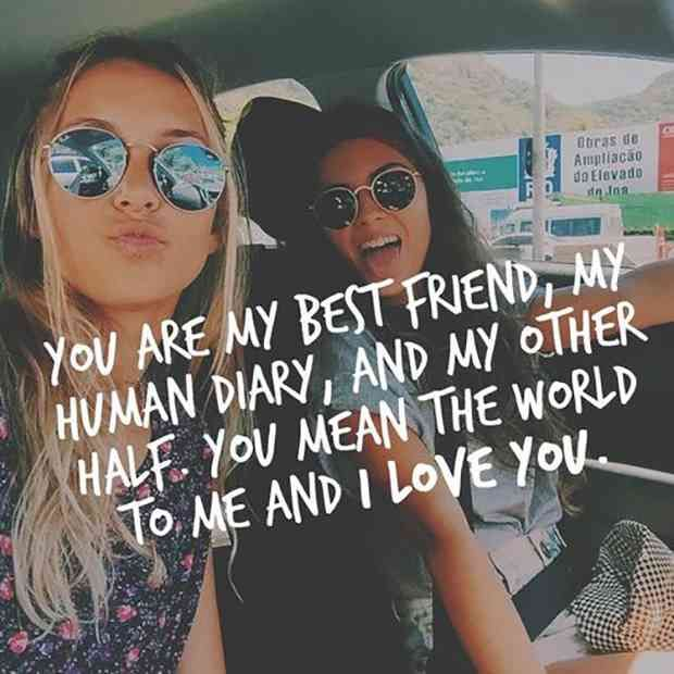 Just wanted to say... #friendship #friends #best-friend #quotes #friendship-quotes #BFF Follow us on Pinterest: www.pinterest.com/yourtango
