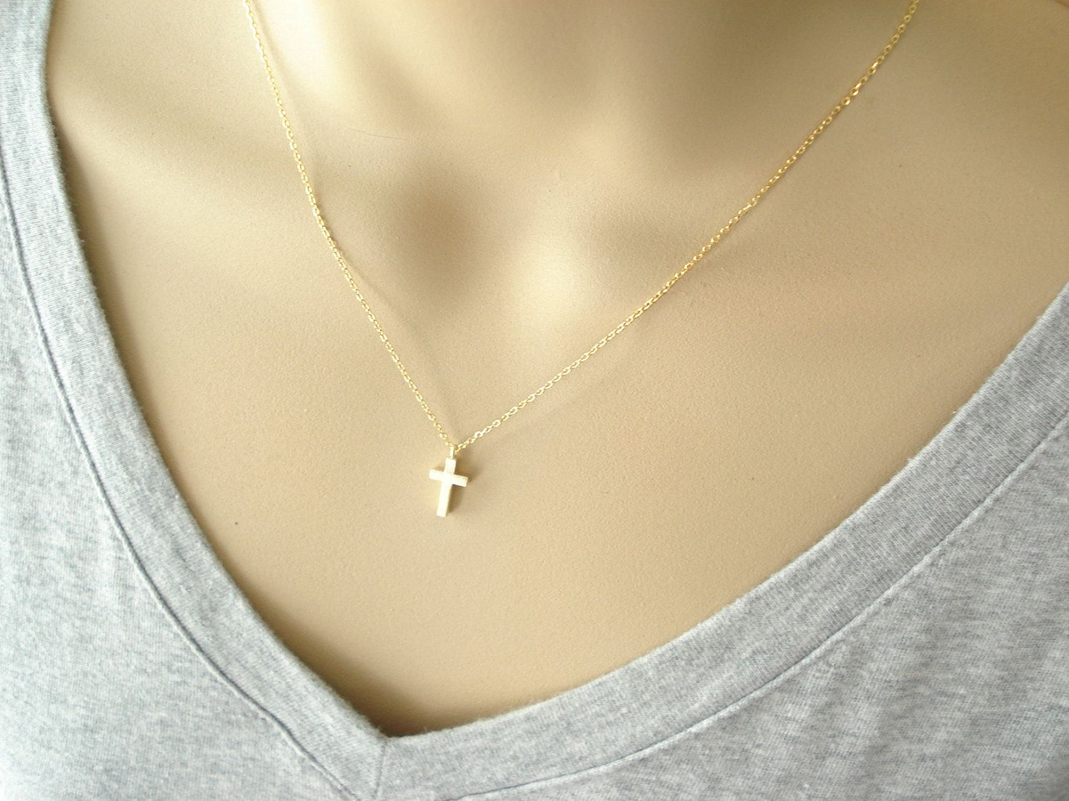 store tiny gold bullet necklace