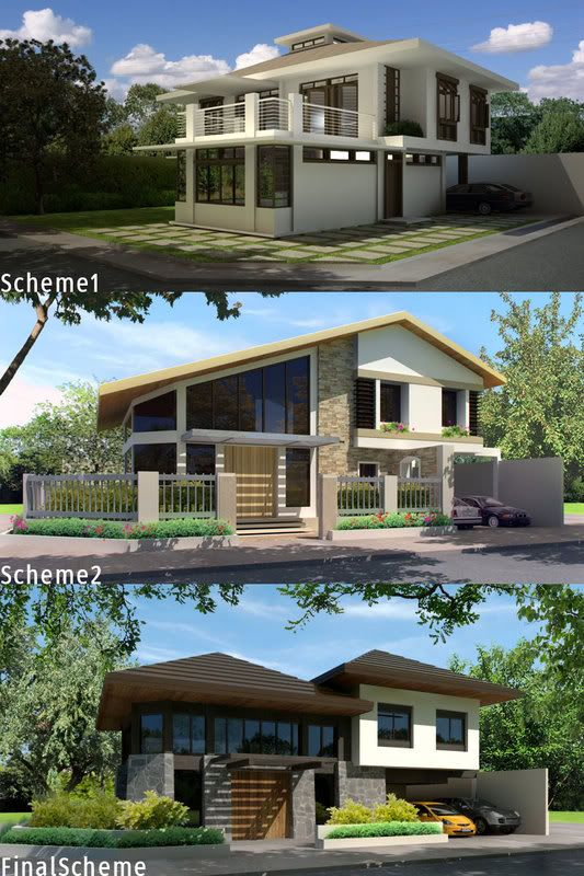 Bahay kubo inspired modern page 3