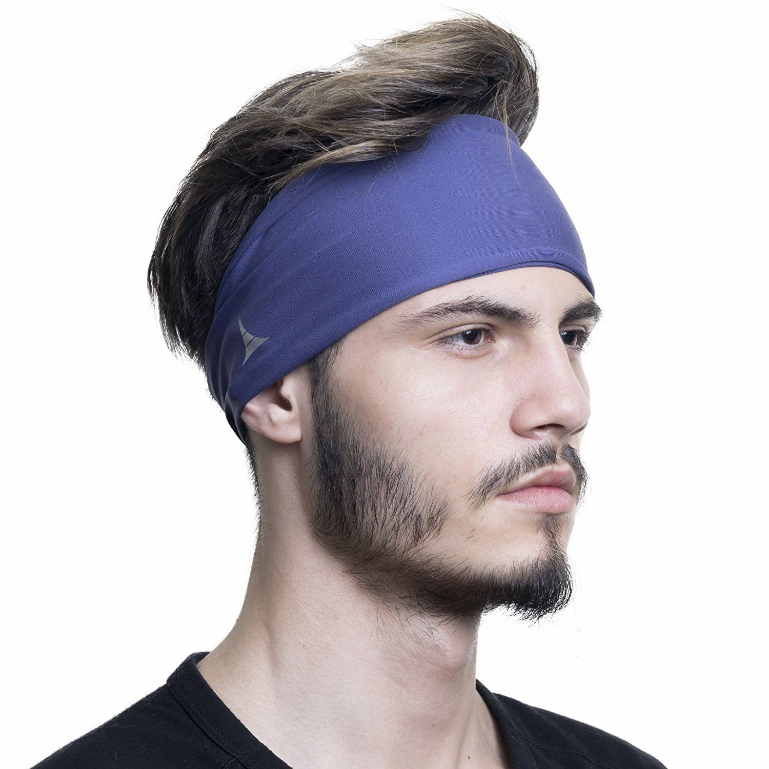 Amazon.com  Mens Headband   Sweatband Best for Sports c7b705b873d