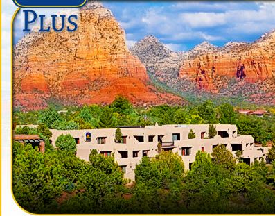 Best Western Plus Inn Of Sedona My All Time Favorite Place To Stay In