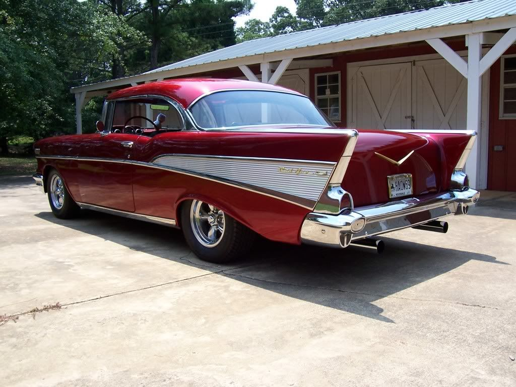 Image result for 57 Chevy BelAir