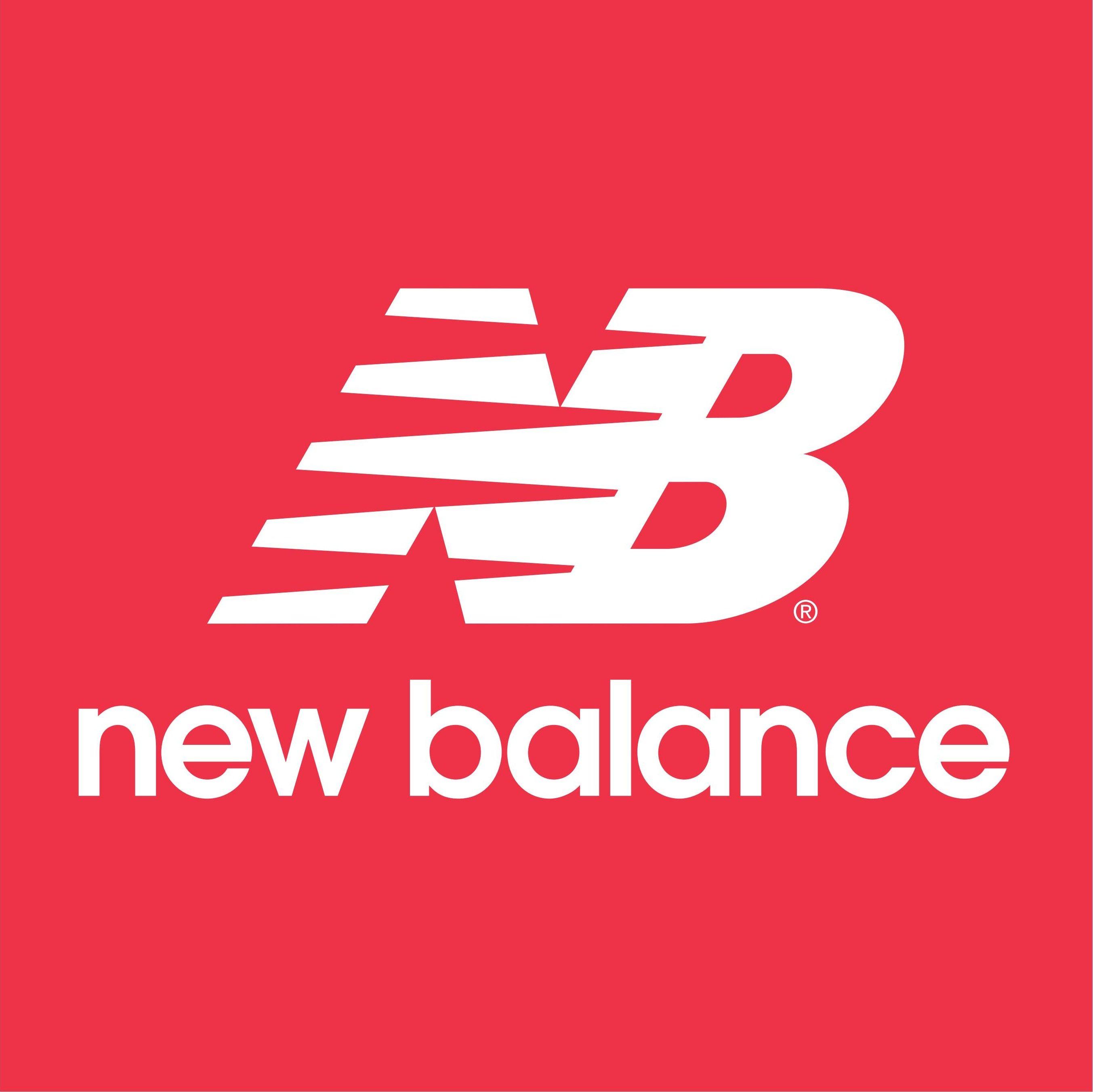 nb shoes logo
