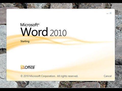 Word 2010 Convert Text to Speech Microsoft Office 2010