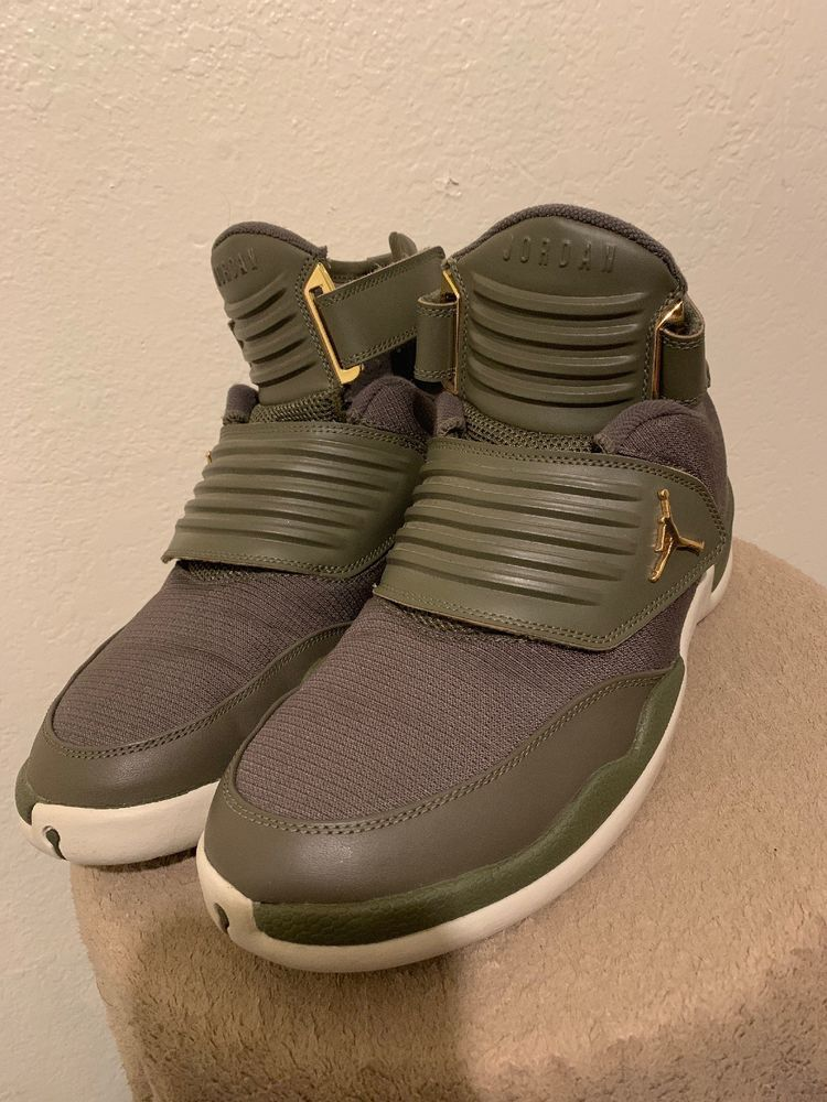 Nike Air Jordan Generation Olive Green AJ Mens Retro 12 Basketball All NEW   fashion  clothing  shoes  accessories  mensshoes  athleticshoes (ebay link) 90470a0af