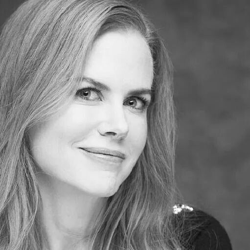 """...I've learned recently...to allow myself to be loved."" Nicole Kidman"