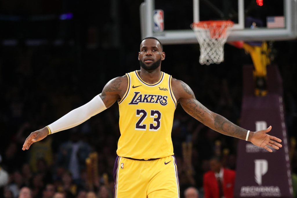 Will The Lakers Be Nba Champions This Season Lebron James Nba Champions Nba News