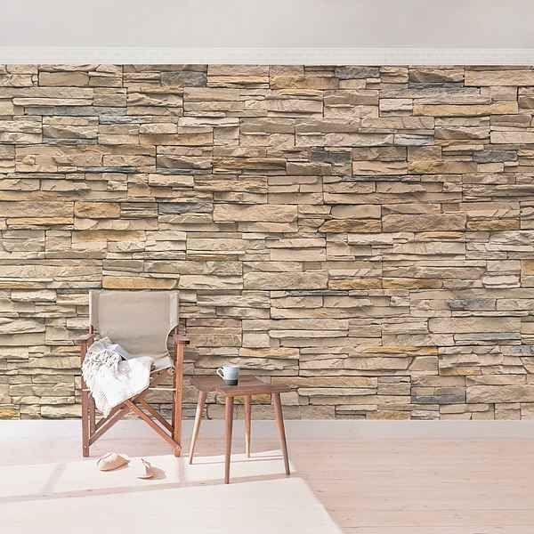 bilderwelten vliestapete steinoptik breit andalusia. Black Bedroom Furniture Sets. Home Design Ideas