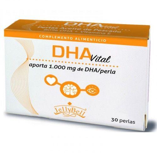 DHA Vital 1000mg 30 perlas Jellybell