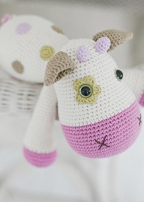 Cuddly Amigurumi Toys - Lilleliis   amigurumi   Pinterest   Tejido ...
