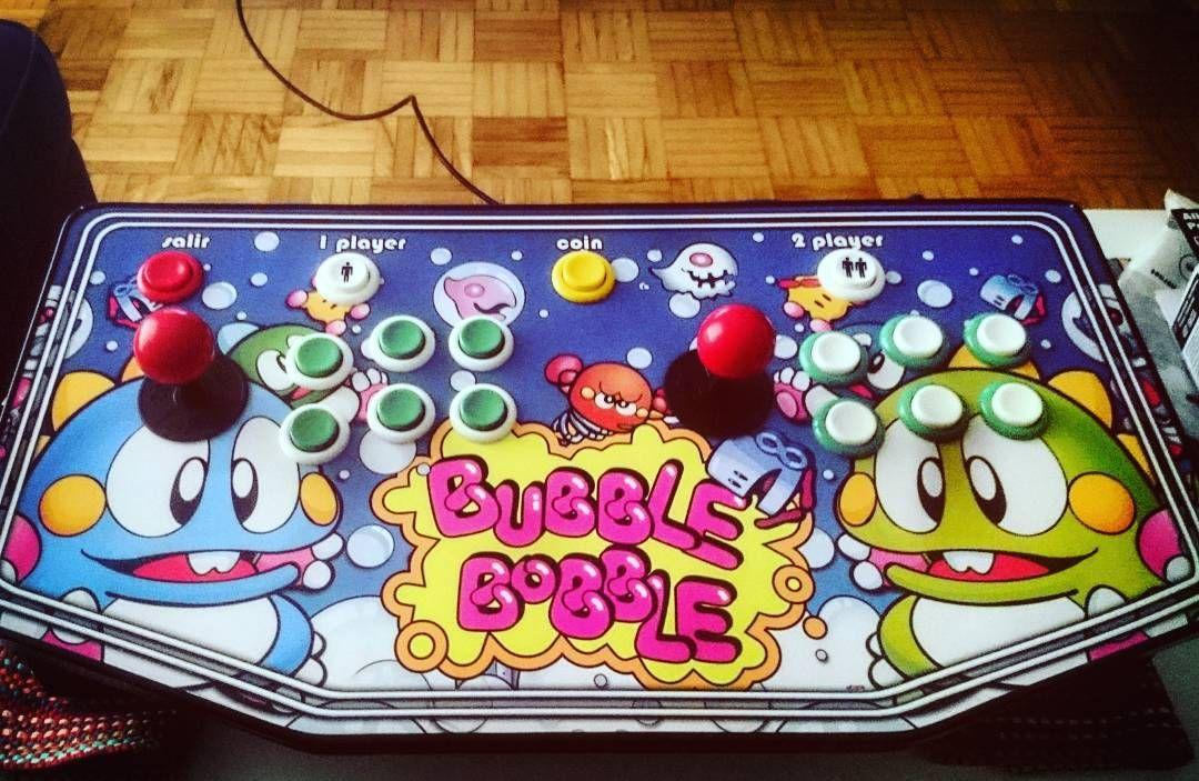 On instagram by alexbarderas  #arcade #microhobbit (o)  http://ift.tt/1QBp3pD  Porfin!!! Ya tengo mi mando arcade  #mandoarcade #retrovicio #nostalgiagamer madrid #neogeofanboy
