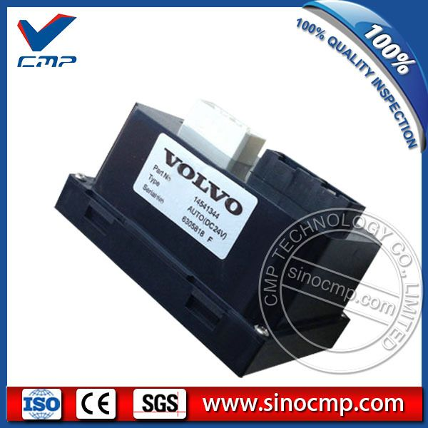 24v 14590052 Air Conditioner Controller Ac Control Panel For Volvo Excavator Graphic Card Volvo Replacement Parts