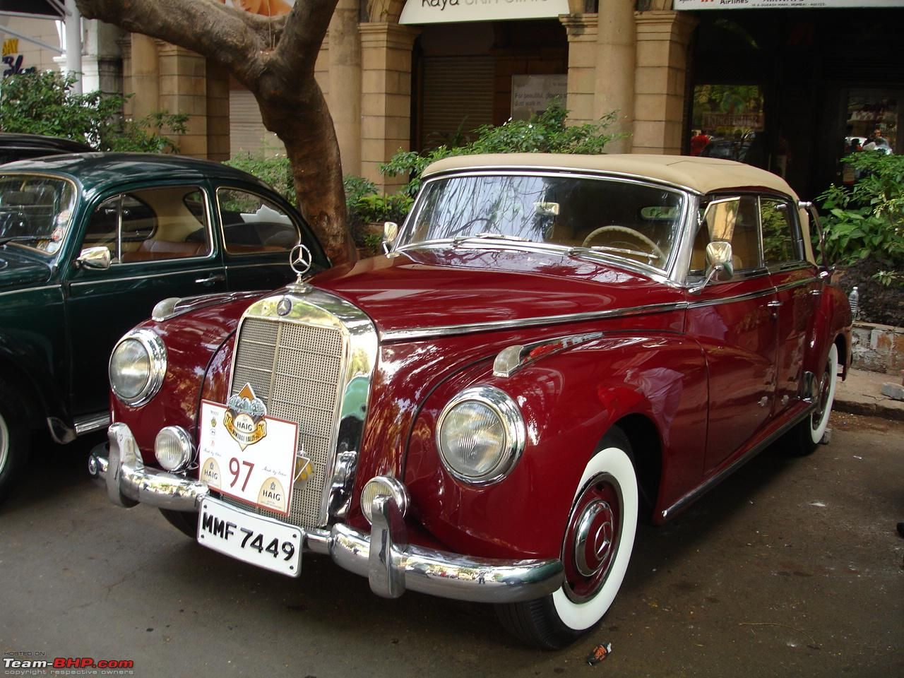 Vintage Classic Mercedes Benz Cars In India With Images
