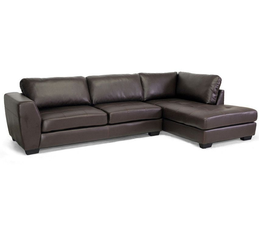 Verona Sectional Brown Right  sc 1 st  Pinterest : verona sectional - Sectionals, Sofas & Couches
