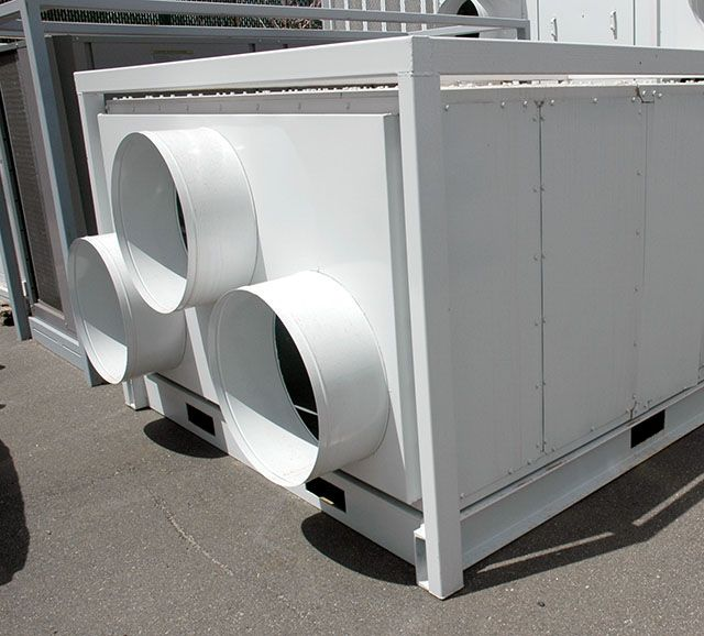 Air Handlers Air Handler Hot Water Scrubbers