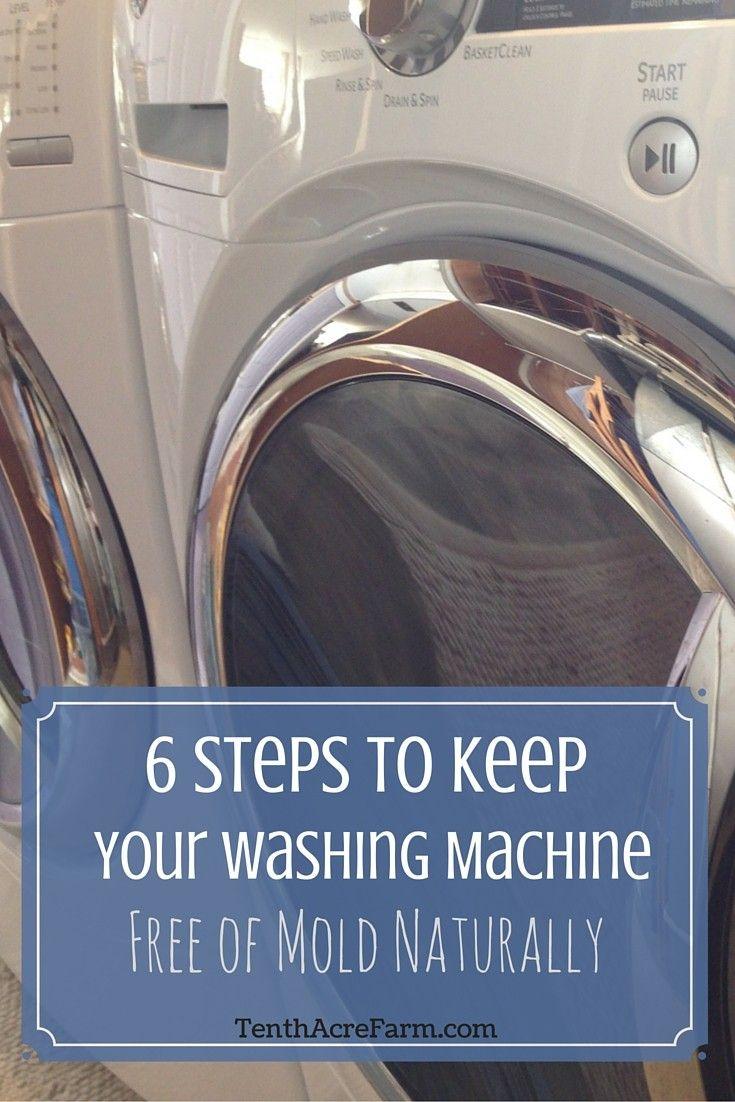 Oops. (Homestead) Front loading washing machine, Washing