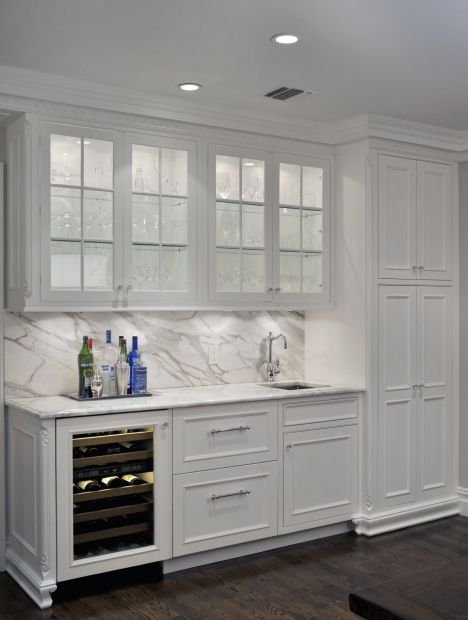 Sweet Design Carrara Counter And Backsplash Dishwasher Drawers Unique New York Kitchen Design Style Design Ideas