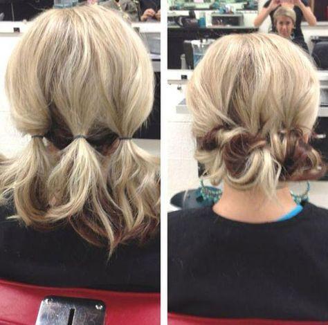 balfrisyrer långt hår