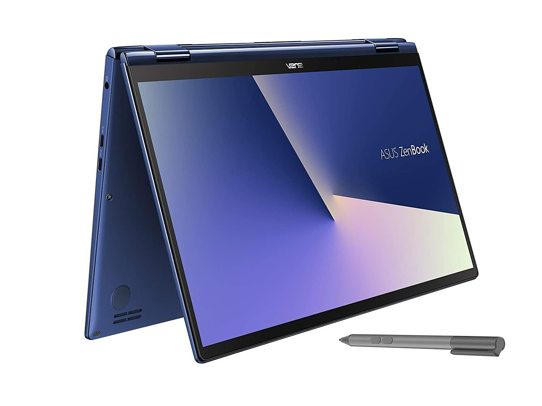 Asus Zenbook Flip 13 Ux362fa Intel Core I7 8th Gen 13 3 Inch Fhd Laptop In 2020 Light Laptops Asus Intel Core
