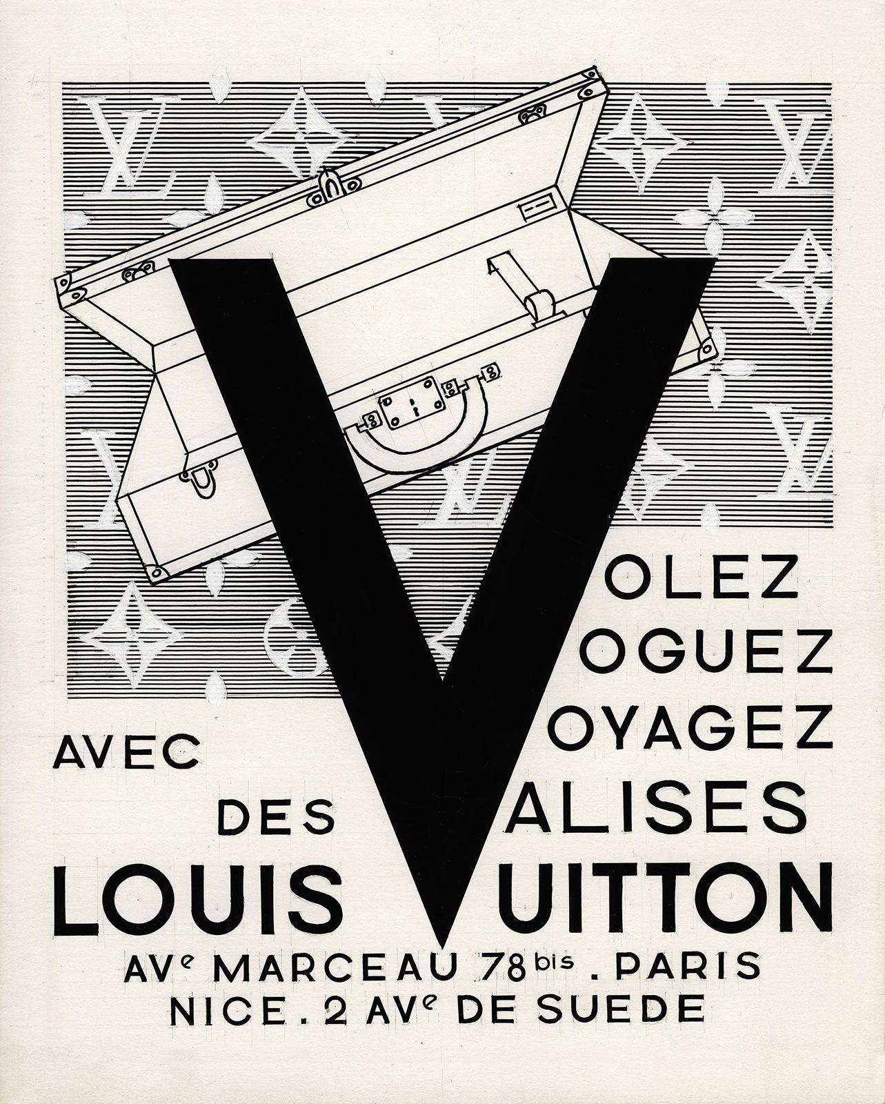"""d5623b783b84 Louis Vuitton presents - """"Volez"""