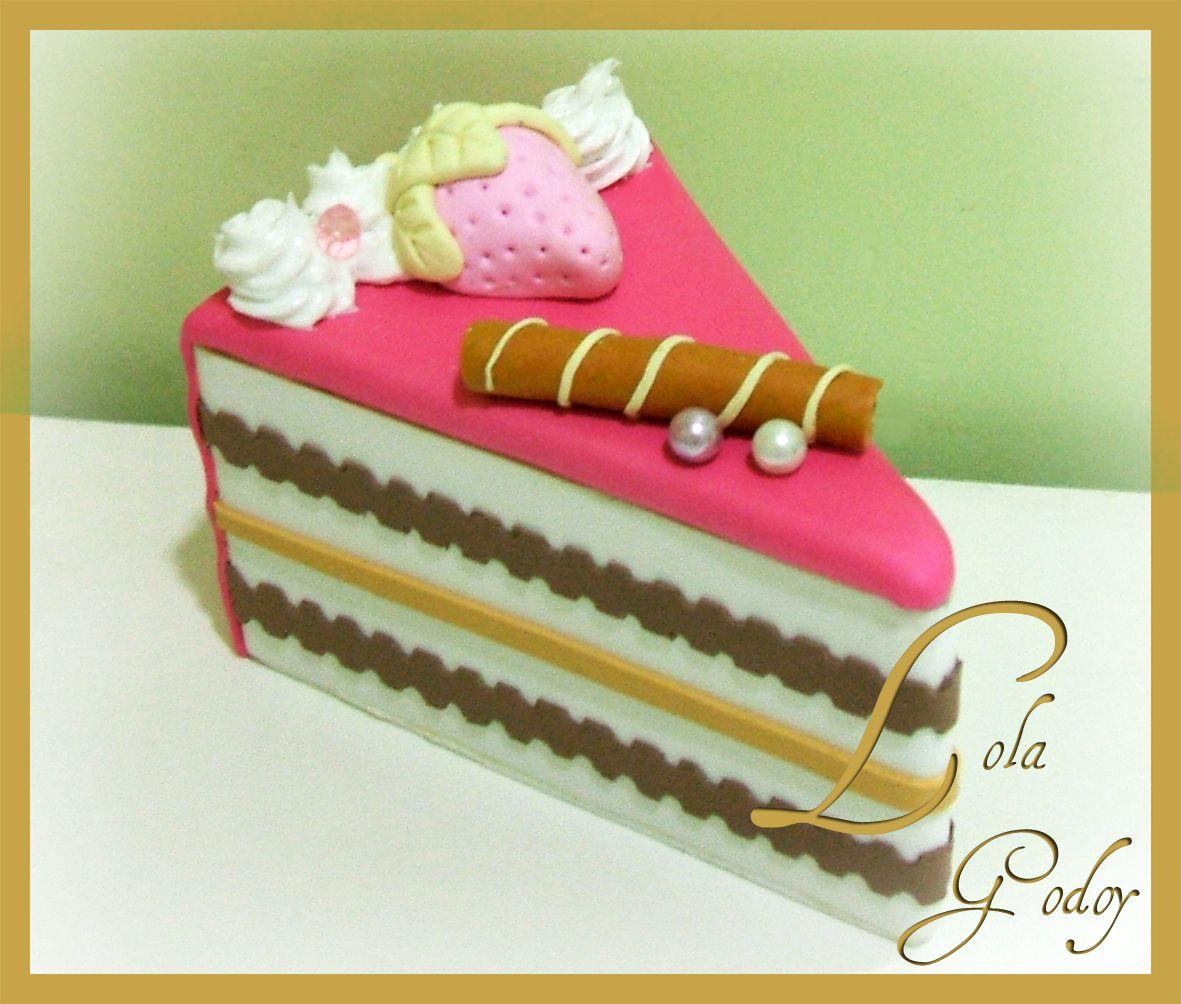 Redecorate con lola godoy cajita con forma de tarta de for Sweet lola jewelry wholesale