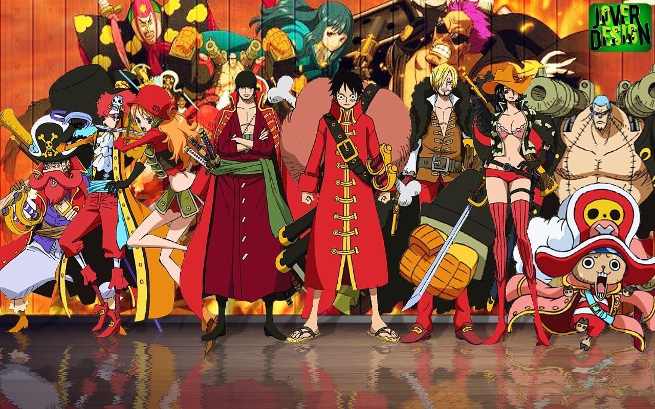 Gambar Wallpaper One Piece Hd Terbaru 2016 Blog Yoiko 2020 Kartun Gambar Animasi