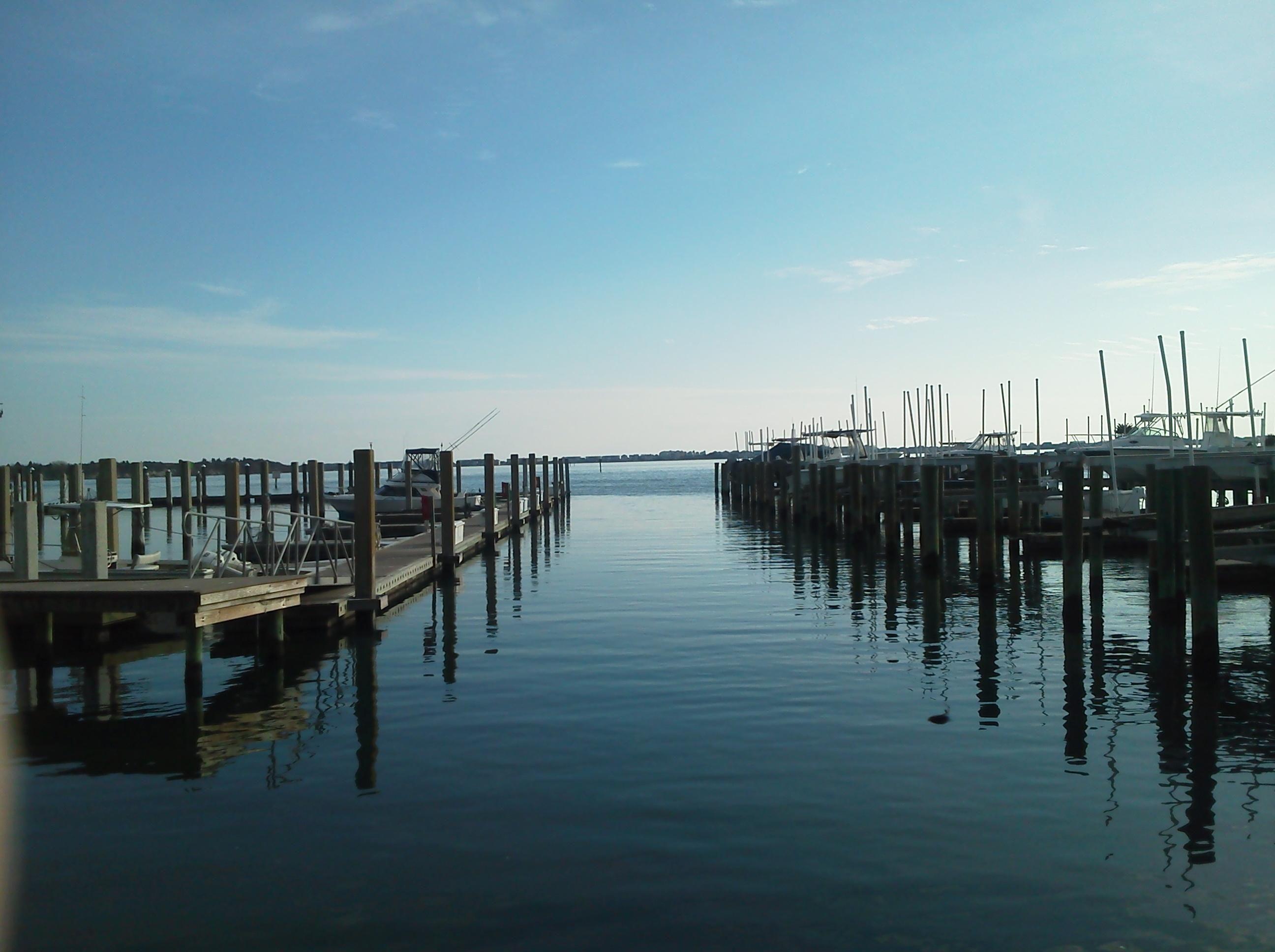 Morehead City Harbor in Morehead City, NC, United States
