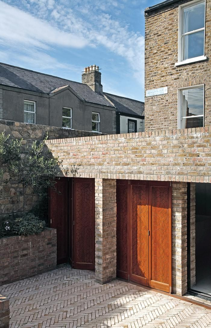 Brick House Addition In Dublin: Sallymount Terrace, Dublin By Ryan W. Kennihan Architects (With Images)