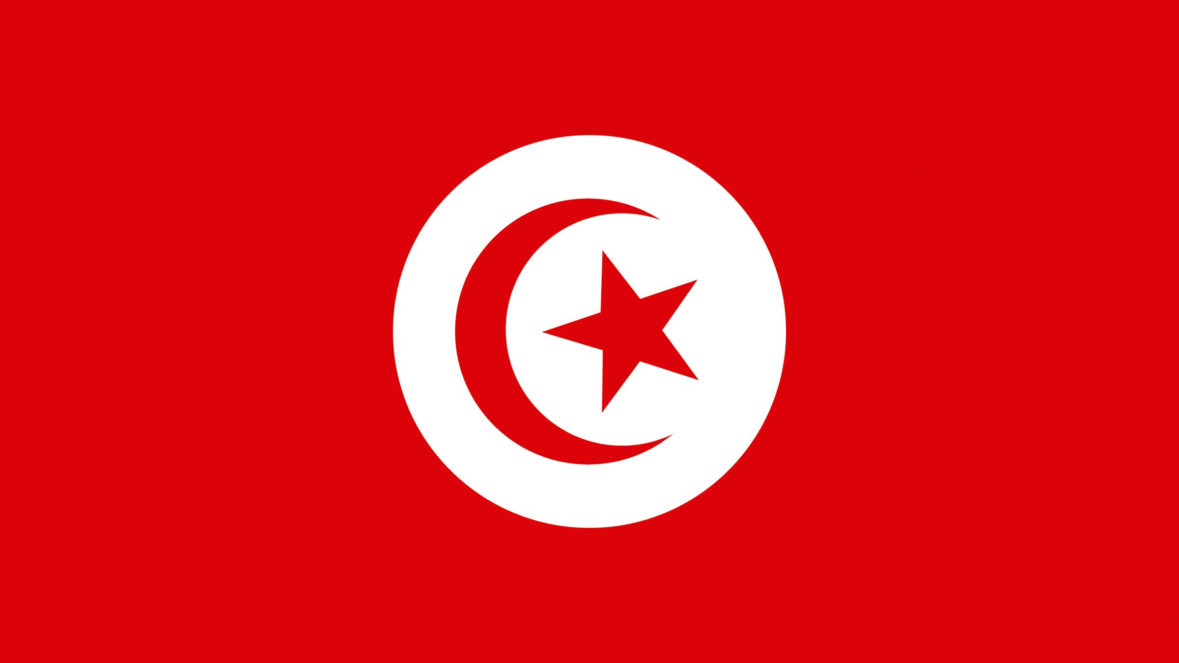 La similitud entre las banderas de Túnez y Turquía   Banderas y ...