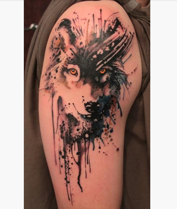 125 Coolest Wolf Tattoo Designs: 14 Inspiring Wolf Tattoo Designs And Ideas