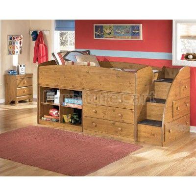 Stages Storage Loft Bedroom Set Adult Loft Bed Twin Loft Bed Loft Bed