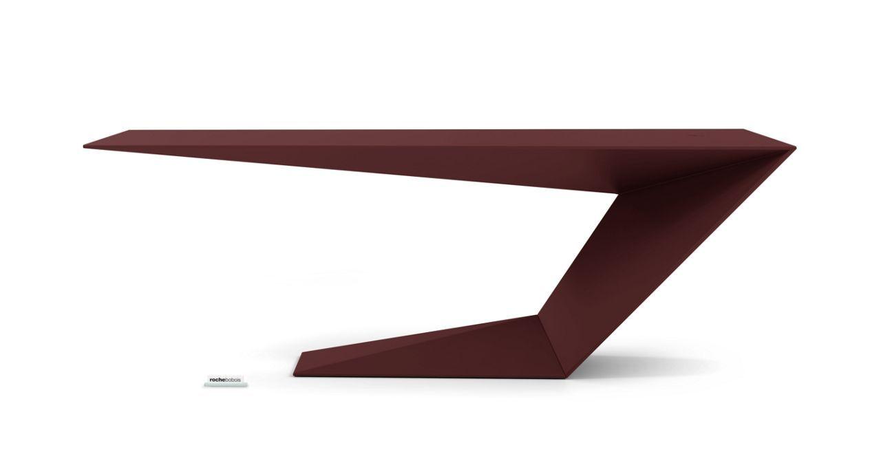 Furtif Desk Roche Bobois Small Desk Desk Side Table [ 692 x 1280 Pixel ]