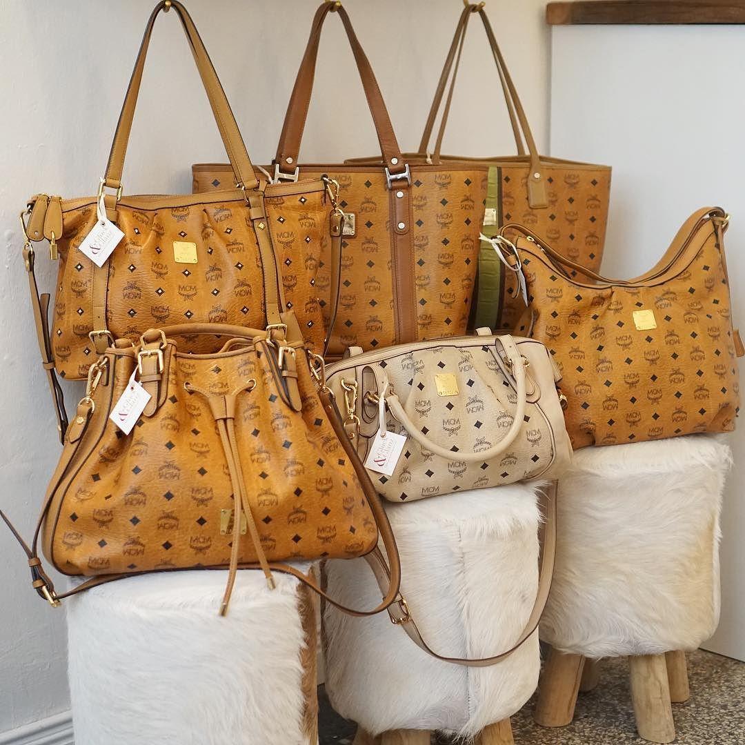 We Love Mcm Tolle Taschen Findet Ihr Bis 19 Uhr In Der Boutique Oder Online Http Ift Tt 1jad9qd Mcm Glueckundglanz Mcm Bags Mcm Handbags Bags