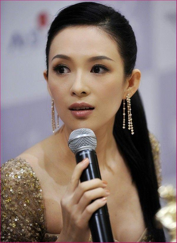 More Pics of Zhang Ziyi Nude Lipstick (3 of 26) - Zhang
