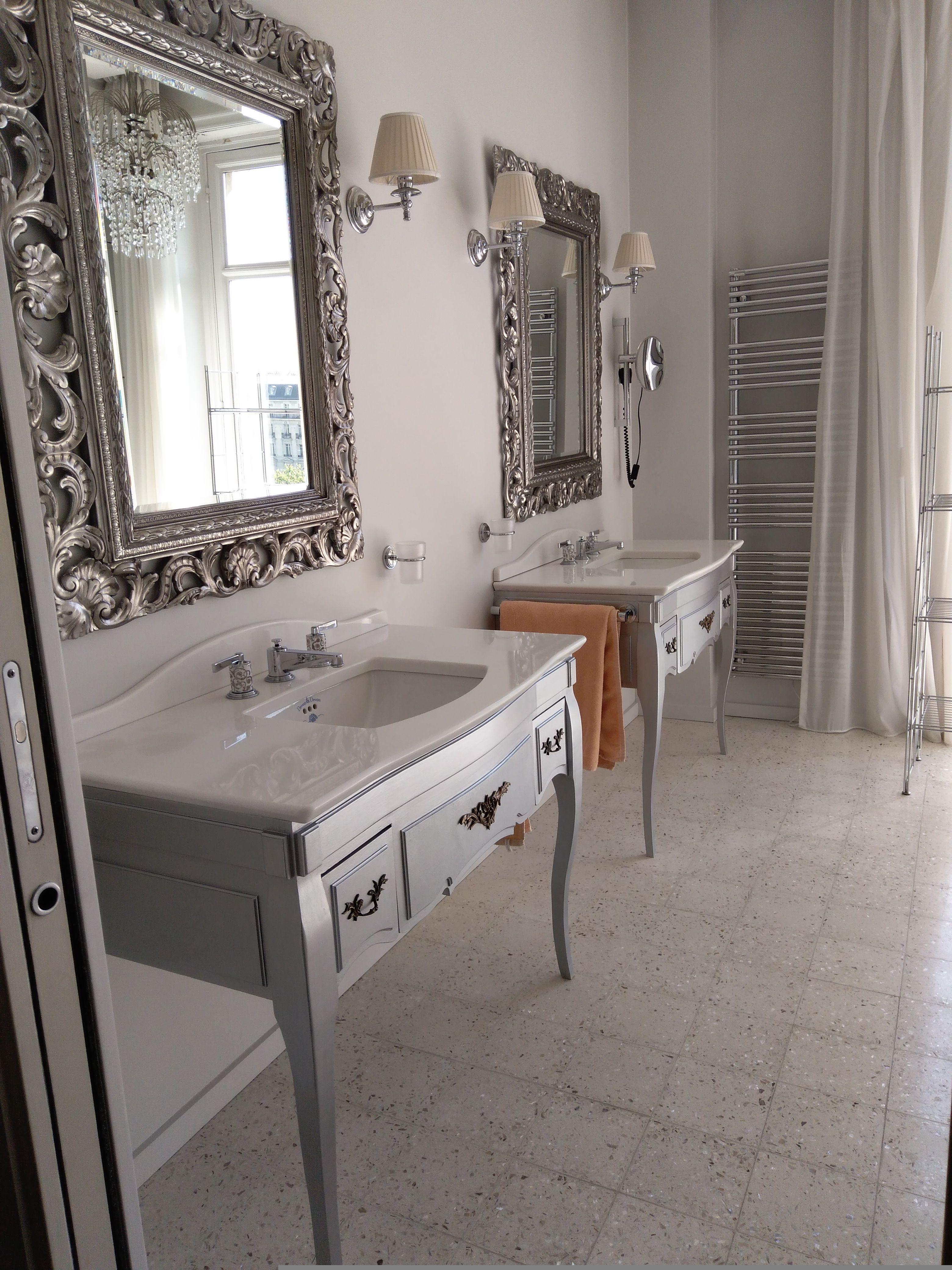Beautiful Salon Salle De Bain France