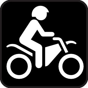 Map Symbol Motorbike Clip Art Clip Art Symbols Map Symbols