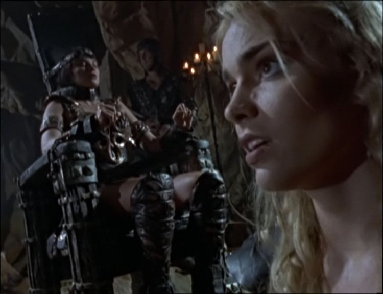 Callisto chains Xena t...