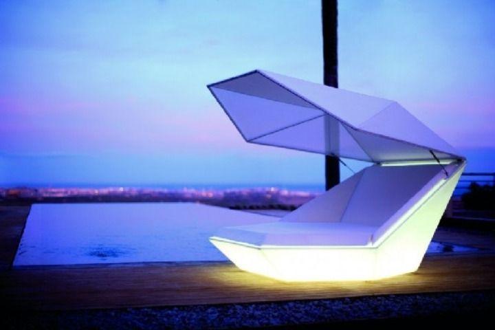 Designer Outdoor Möbel faz daybed ramon esteve per vondom daybed design magazine and
