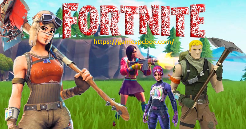 Fortnite Pc Download Free Game Full Highly Compressed For
