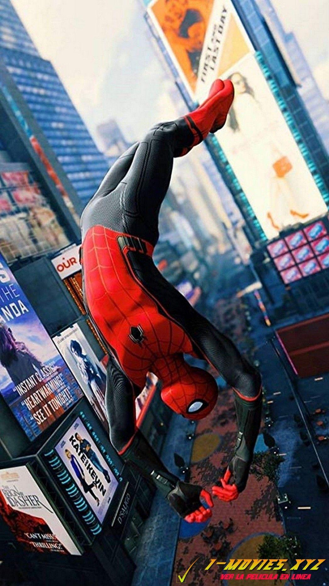 Ver Película Completa En Español Spider Man Lejos De Casa Marvel Spiderman Marvel Wallpaper Spiderman