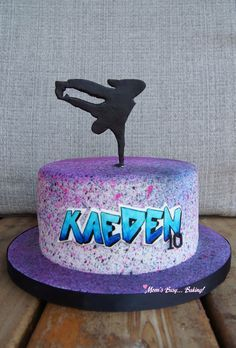 Astounding Hip Hop Converse Shoes And Fondant On Pinterest With Images Funny Birthday Cards Online Inifodamsfinfo