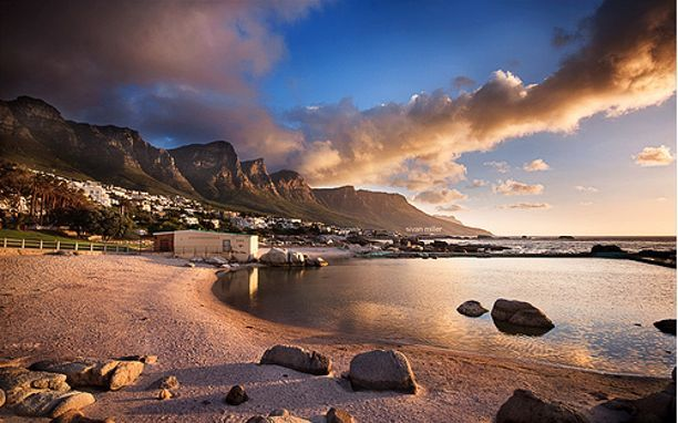 Camps Bay Beach One Of The Most Beautiful Beaches In Cape Town Cape Town Breathtaking City