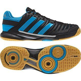 size 40 a51b8 93628 Adidas Adipower Stabil Men s Indoor Court Shoe. Adidas Adipower Stabil 10.1  - Blue Black