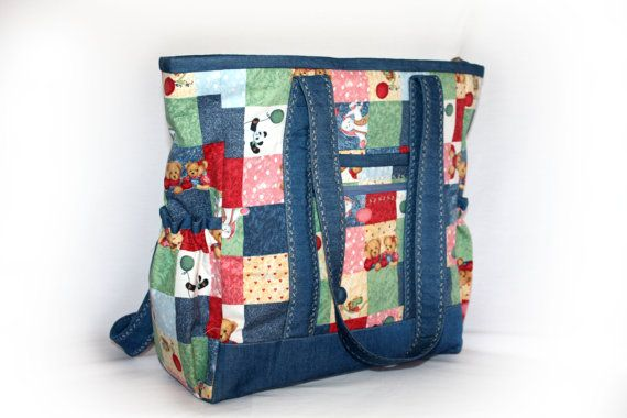 Weekend / Diaper Bag by SewJoyfulShop on Etsy, $120.00