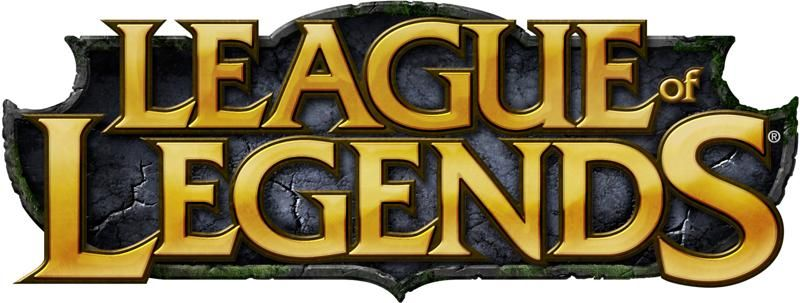This Is The Logo I Will Have In The Corner Of The Screen In My Idea Logo Del Juego Regalos Para Hermanas League Of Legends