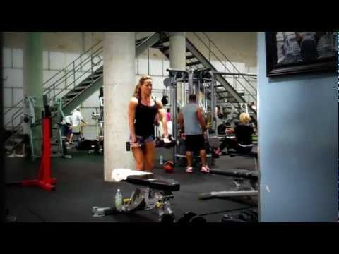 pin on fitness arms shoulders face workouts