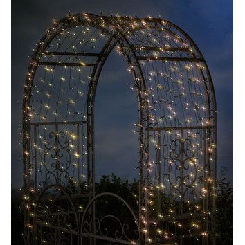68 ft. 200-Light Wide Angle LED Mini String Light