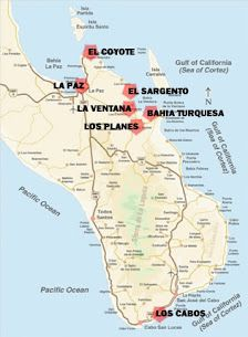 how to fly from la paz meico to loreto meico